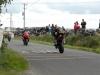 Michael Dunlop leads Ryan Farquhar and William Dunlop Killalane 2011