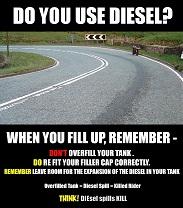 Diesel Spills Poster Thumbnail