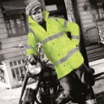 "The Road Safety Authority (www.rsa.ie) has suggested that compulsory high-visibility clothing for riders & pillion passengers be introduced for motorcycle users. This is listed as Action 30 of the ""National  Motorcycle Safety Action Plan""."