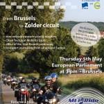 MEP Ride 2011 Poster