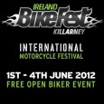 The 6th Ireland Bike Fest Killarney takes place from 1st-4th June 2012 with some 30,000 motorcycle enthusiasts expected to descend on the Kerry venue over […]