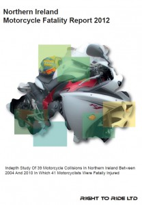 Northern Ireland Motorcycle Fatality Report 2012