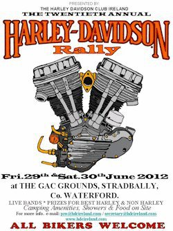 HDCI Rally Poster 2012