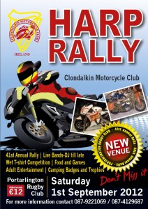 Clondalkin MCC Harp Rally 2012
