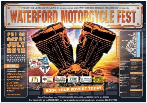 Waterford Motorcycle Fest 2012