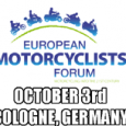 MAG Ireland has received the following information from F.E.M.A., the The Federation of European Motorcyclists' Associations. If you're interested in taking part, the deadline for […]