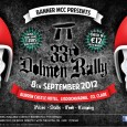 The Banner MCC's Dolmen Rally takes place Saturday 8th Sept 2012 at the Burren Castle Hotel, Lisdoonvarna Co.Clare. Music by Illict Still, also T-zerz and […]