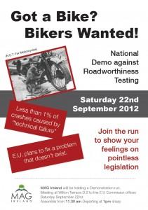 """""""No Con Test"""" Demo Poster 2012"""