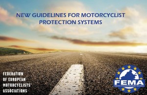 Guidelines for motorcyclist friendly crash barriers