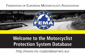 Motorcyclist Protection System Database