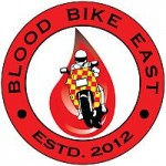 Blood Bike East Logo