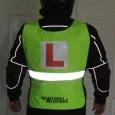 Failure to wear an L or N tabard now attracts 2 penalty points and a €60 fine with 28 days to pay, or 4 points if subsequently convicted in a court. More importantly as a learner or novice rider you have a limit of 7 points and if you exceed that you will receive a six month disqualification.