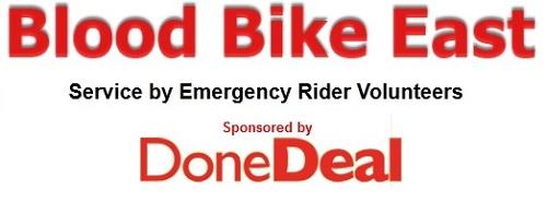 Blood Bike East Web Site