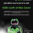 Be in it to win it! Cotter Motorcycles have teamed up with MAG Ireland to offer a fantastic bike show competition for current and new […]