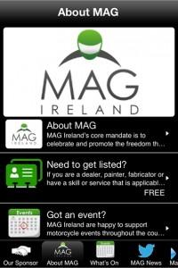MAG Ireland App