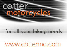 cotter motorcycles