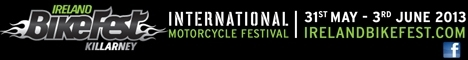 Ireland Bikefest Killarney 2013