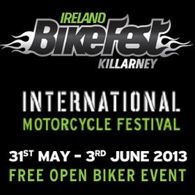 Ireland Bikefest 2013 Killarney