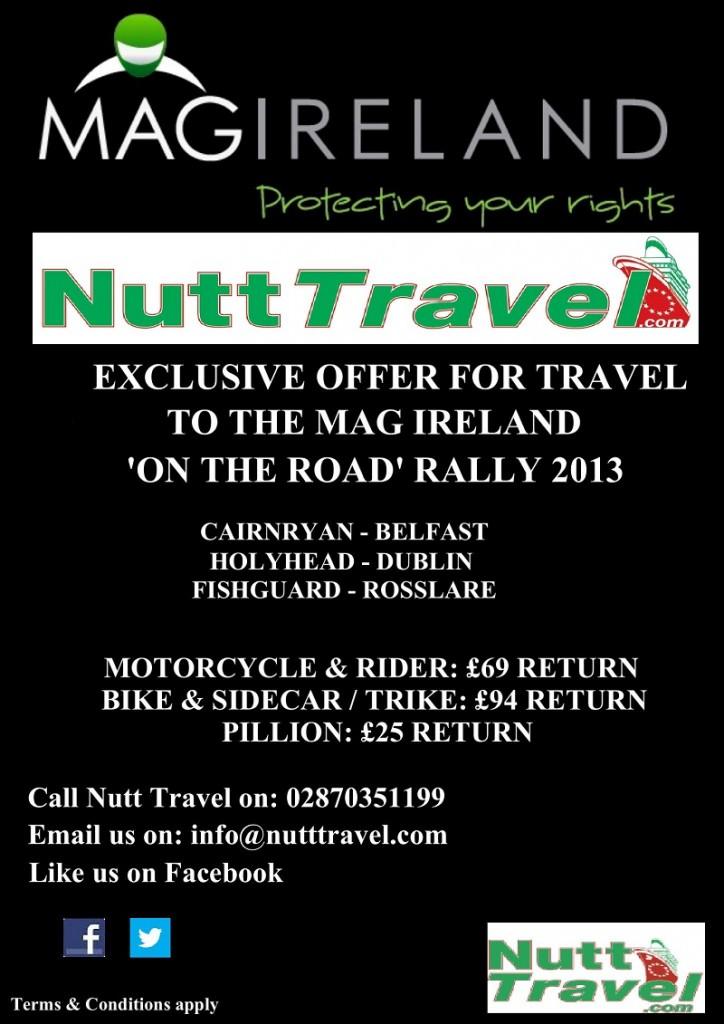 Nutt Travel Special Offer