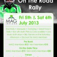 July the 5th to the 7thsees the first MAG Ireland rally for over 10 years and will be co-ordinated by our Rally Reps Graeme & […]