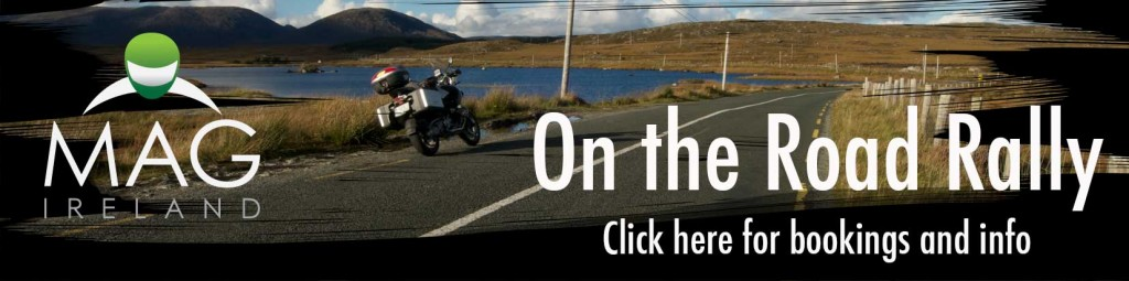 "MAG Ireland ""On the Road Rally"" 2013"