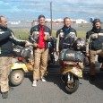 September 2nd saw the final destination of Dublin reached by 4 guys on LML scooters from South Africa after 8 months, 30,000kms, 20 countries visited […]