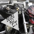 Brussels echoed to the sound of hundreds of motorcycles today, Saturday 14th September, as the Belgian riders group FBMC staged a protest run to the EU […]