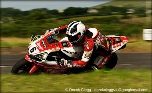 William Dunlop. Photo © Derek Clegg. All rights reserved.