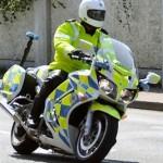 Garda Motorcyclist