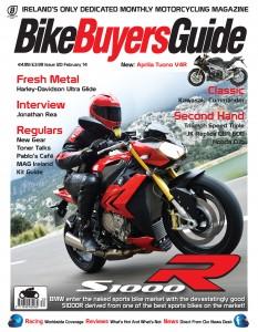 Bike Buyers Guide, January 2014
