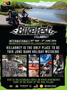 Ireland Bikefest Killarney, 2014