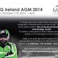 The 2014 Annual General Meeting of MAG Ireland will take place from 1 pm on Saturday 11th October 2014 in the Commercial rowing Club, Islandbridge, […]