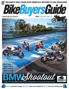 Bike Buyers Guide - November 2014 cover