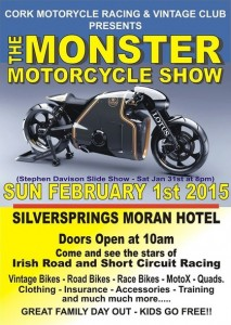 The Monster Motorcycle Show, Cork Silversprings hotel