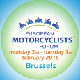MAG Ireland was at the heart of the debate during two days of presentations and discussions at the European Motorcyclists' Forum with other motorcycle rider organisations, motorcycle experts, policy-makers and stakeholders in Brussels.