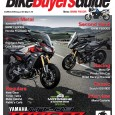 The March 2015 issue of Bike Buyers Guide is in shops from today and it's a bumper special edition featuring an official Carole Nash Irish Motorbike and Scooter Show pull-out programme