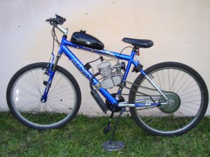 Bicycle Engine