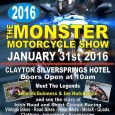 The Monster Motorcycle Show takes place in the Clayton Silver Springs hotel, Cork on Sunday 31st January 2016. Organised by the Cork Motorcycle Racing and Vintage Club (CMRVC), the show […]