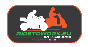 National Ride to Work Day Logo