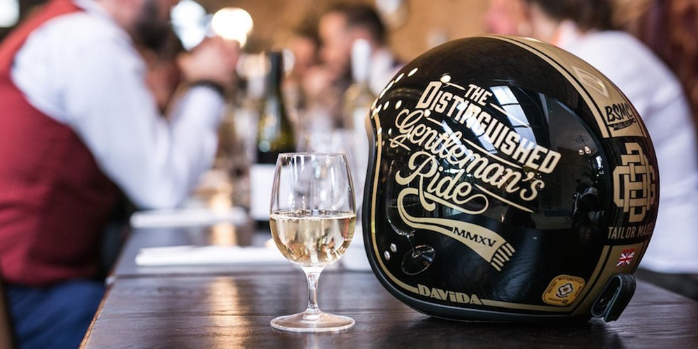 The Distinguished Gentleman's Ride, 25th September 2016